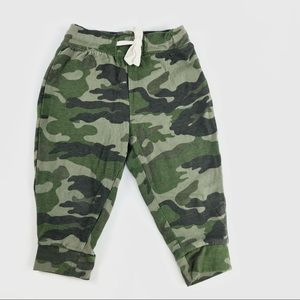 Old navy camouflage pants